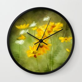 Hidden Gems Wall Clock