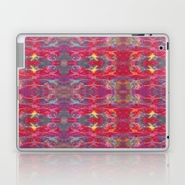 Sirena on fire. Laptop & iPad Skin