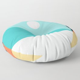 Geometric 1710 Floor Pillow