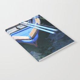 Italian boat Notebook