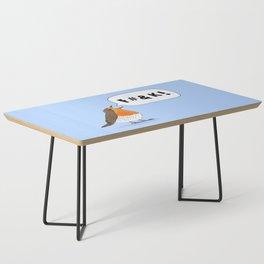 Fuck Robin Coffee Table