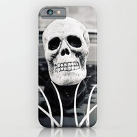 Classic skull Slim Case iPhone 6s