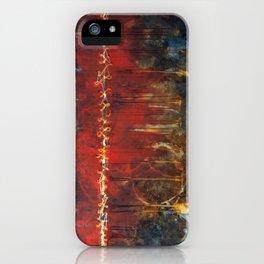 Seams iPhone Case