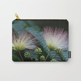 Mimosa Blossoms Carry-All Pouch