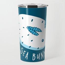 Sea Bunny Travel Mug