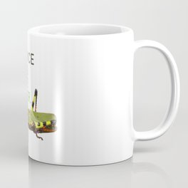 Patience young grasshopper Coffee Mug