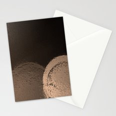Dark Night Sepia Stationery Cards