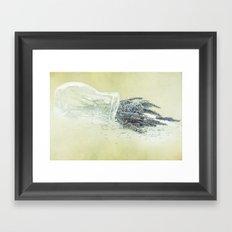 lavender Framed Art Print