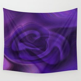 Purple daze 11 Wall Tapestry