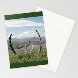 Alaska Mt. Denali Stationery Cards