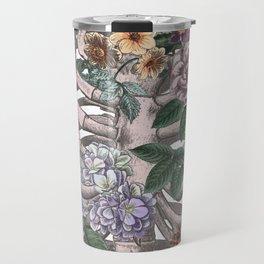 flowering ribs Travel Mug
