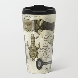 (Super)natural History - 01 Travel Mug