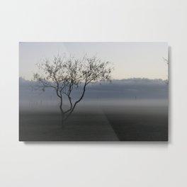 In the Mist 2 Metal Print