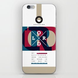 O Sovereign iPhone Skin