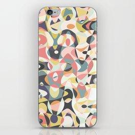 Deco Tumble iPhone Skin