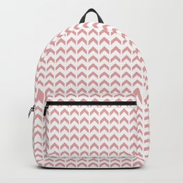Arrows Up (Pink) Backpack