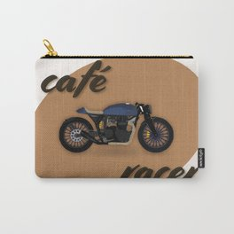 Café racer bike Carry-All Pouch