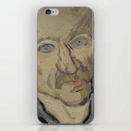 Portrait of a Man iPhone Skin