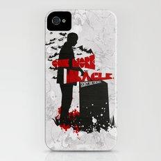 One More Miracle : Sherlock iPhone (4, 4s) Slim Case