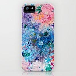 Swirling Starfish iPhone Case