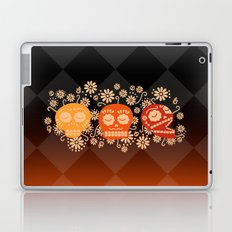 Day of the Dead ~ Dias de los Muertos Laptop & iPad Skin