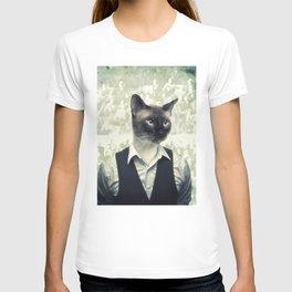 Fancy Cat T-shirt