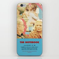 notebook iPhone & iPod Skins featuring The Notebook - Nick Cassavetes by Smart Store