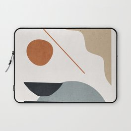 Abstract Minimal Shapes 29 Laptop Sleeve