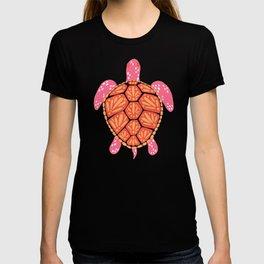 Sea Turtle – Melon Palette T-shirt