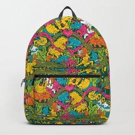 Crocodile party Backpack