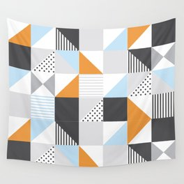 Modernism Wall Tapestry