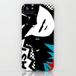 Pop Bat - Fast Fast #2 iPhone Case