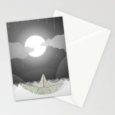 Dream Sea Stationery Cards