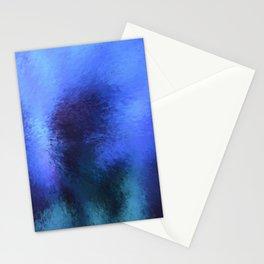 Undersea Phantasm Abstract Portrait Stationery Cards
