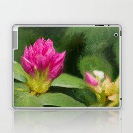 Rhododendron II Laptop & iPad Skin