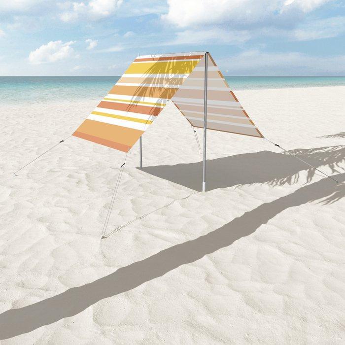 Summer stripes Sun Shade