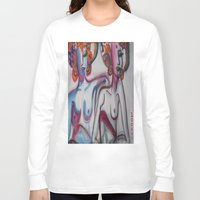 friendship Long Sleeve T-shirts featuring FRIENDSHIP by Loosso