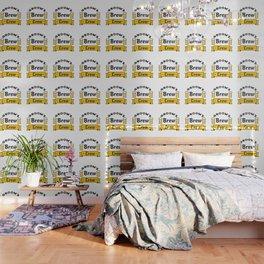 Groom Funny Groom's Brew Crew Wallpaper