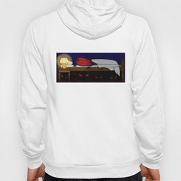 Horrorshow Hot Dog Under the Bed Hoody