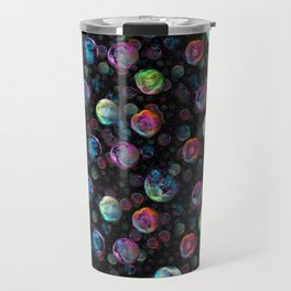 Marble Bubbles Travel Mug