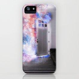 Door of the Galaxy iPhone Case