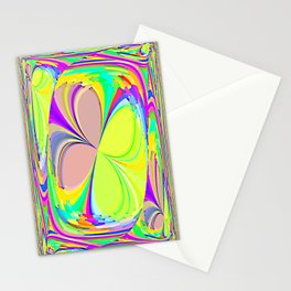 Re-Created ButterfliesXI by Robert S. Lee Stationery Cards