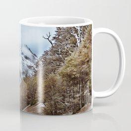 Patagonian Highway, Los Lagos, Chile Coffee Mug