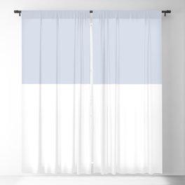 Bearded Iris Lady of Leoness ~ Blue Smoke Blackout Curtain