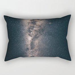 milky way stars Rectangular Pillow