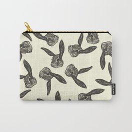 Pattern rabbit Carry-All Pouch