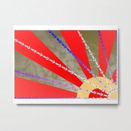 Sunset 02 Metal Print