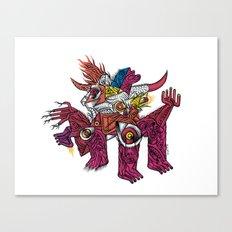 Kosmotoro - Print available! Canvas Print