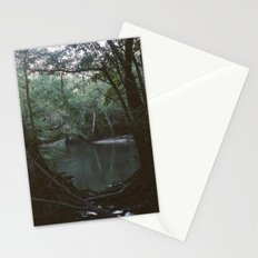Drabby Swampy Creek Stationery Cards