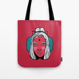 Queen Margot Tote Bag